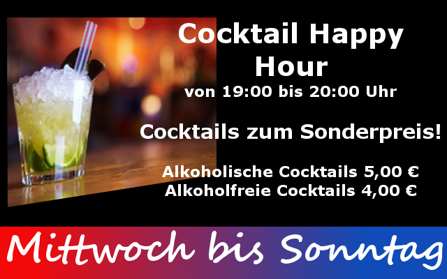 CocktailHappyHourMontagBisSonntagNeu